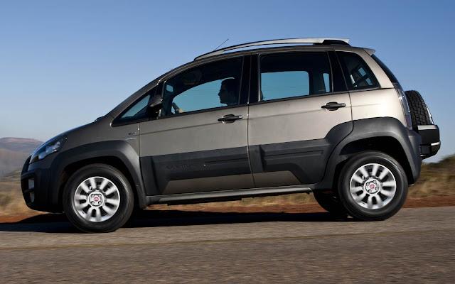 Fiat Idea Adventure 2016