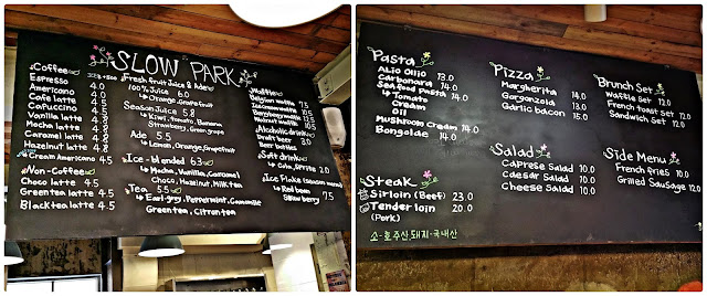Wide range of menu (Pasta, Steak, Pizza, Salad and Brunch) | www.meheartseoul.blogspot.com