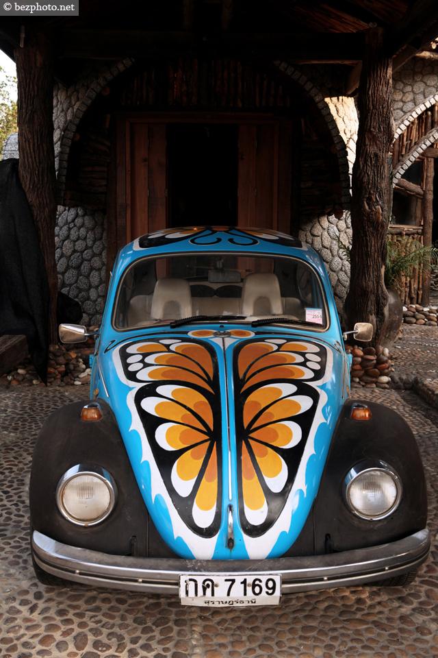 фото необычных машин