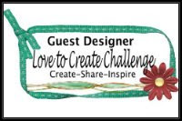 I Guest Designed at Love to create