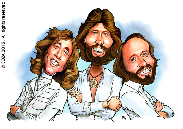 Bee Gees* Bee Gees, The - Mr. Natural