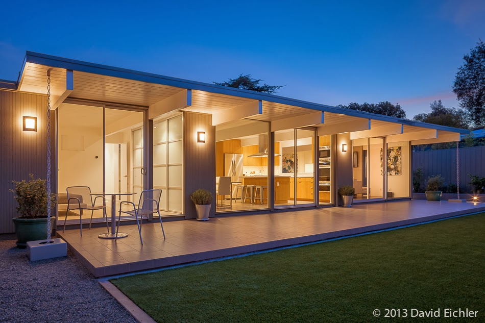 San Francisco Bay Area Architectural And Interior Photographer David Eichler An Eichler Home