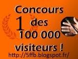 PREMIERE PLACE DU CONCOURS DES 100 000 VISITES DE MONTY JANVIER 2016