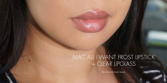 MAC All I Want Lipstick
