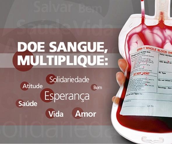 Junho Vermelho...Doe sangue...Doe VIDA!