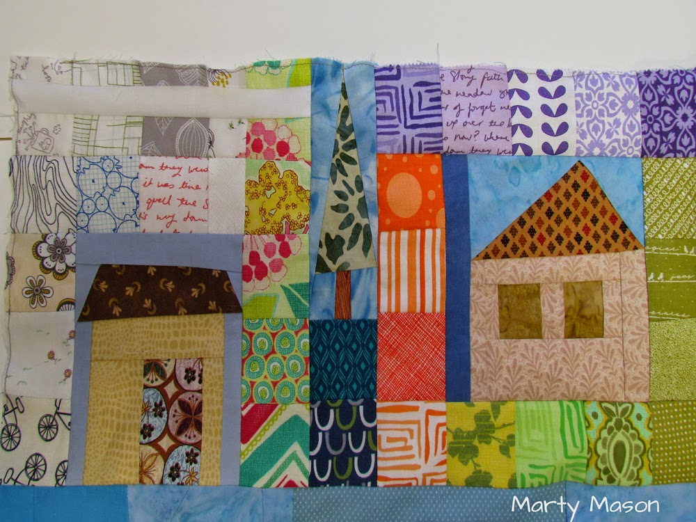Louisiana Traveling Quilt