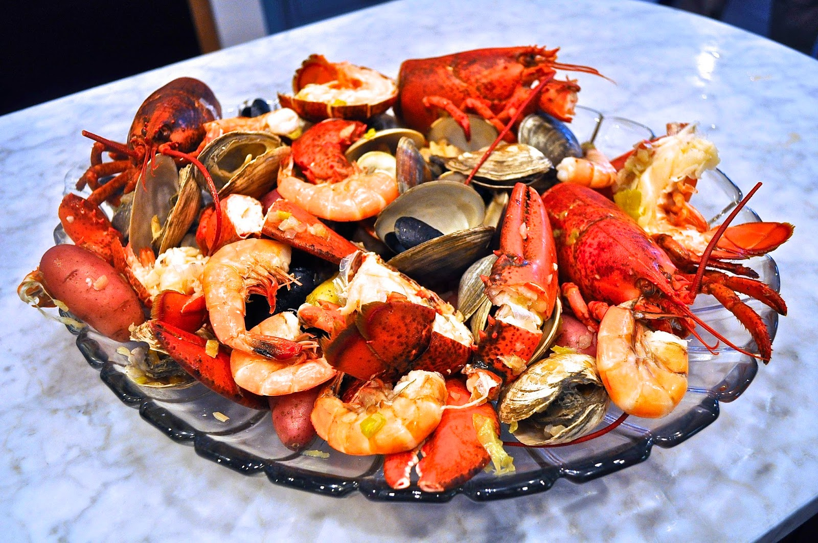 Ciao Chow Linda: Jersey Shore Clambake