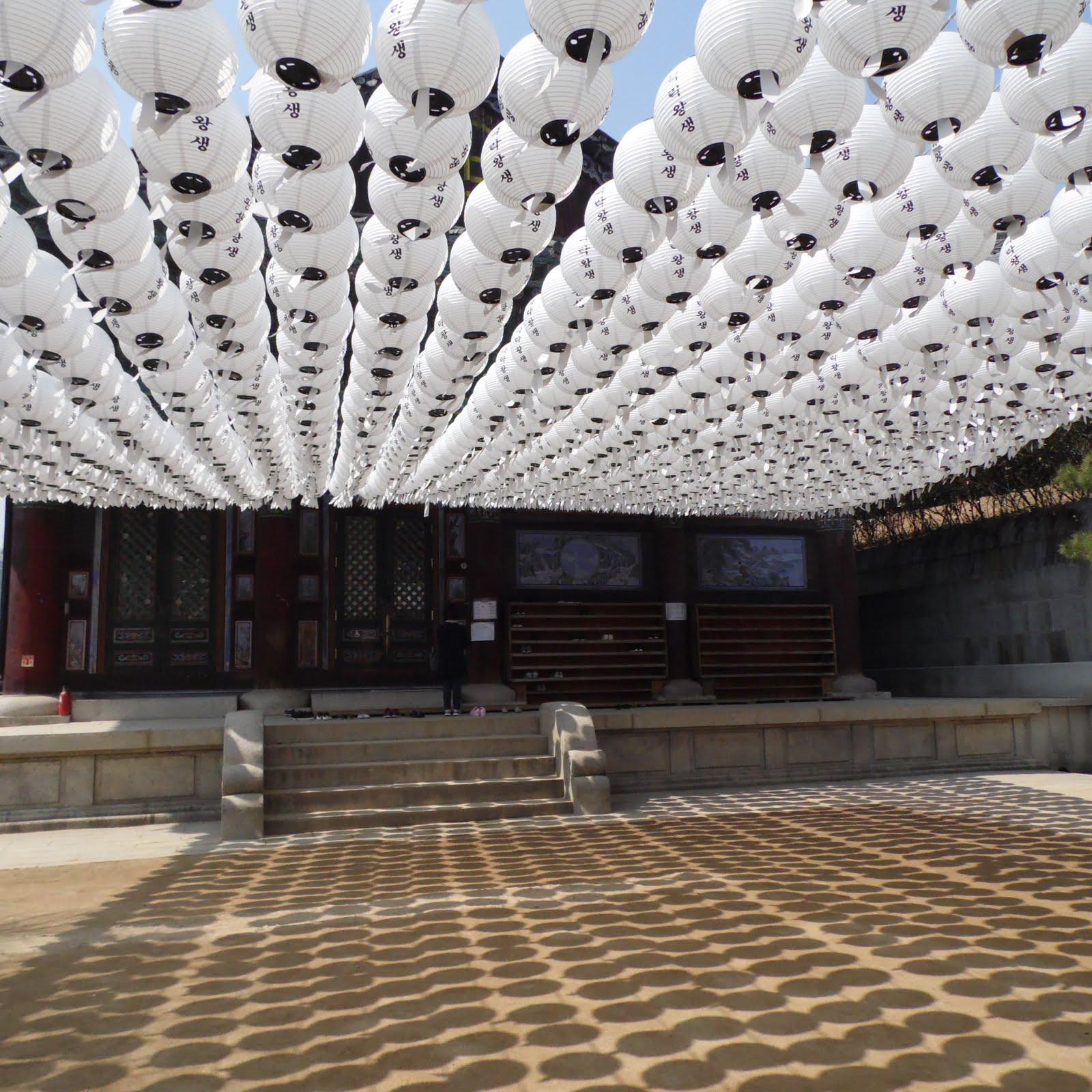 Bongeunsa Budist Tapınağı