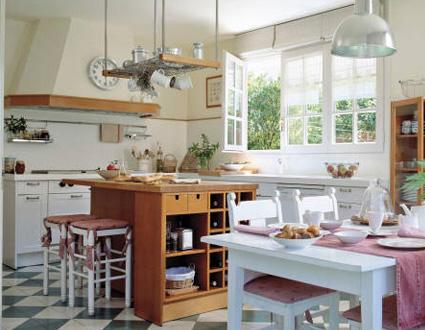 Fresia blanca cocinas tradicionales for Cocinas tradicionales blancas