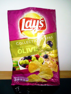 lay's collections tapas olive