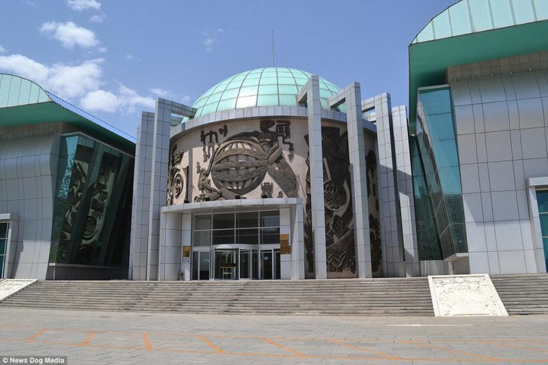 El Museo de la Sandía, un tributo al amor por la fruta | China