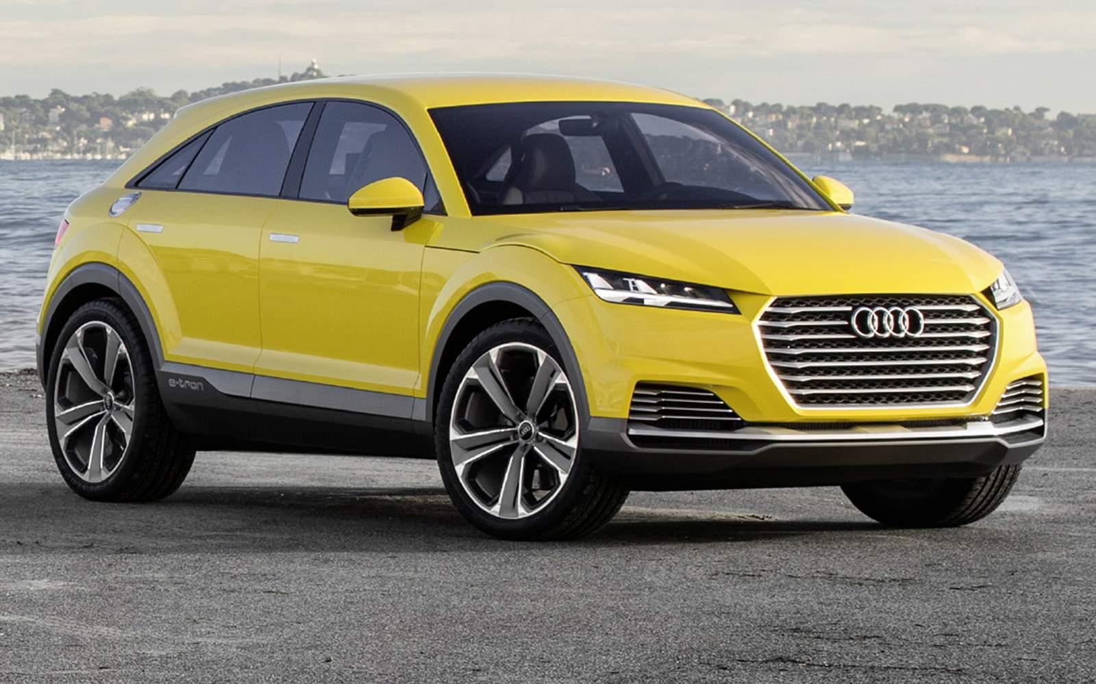 Audi Q3 Ou Q5 >> Audi adotará nome Q1 e TTQ em seus novos SUV depois de Fiat Chrysler negar permissão para usar ...