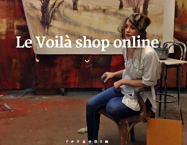 shop online de Le Voilà