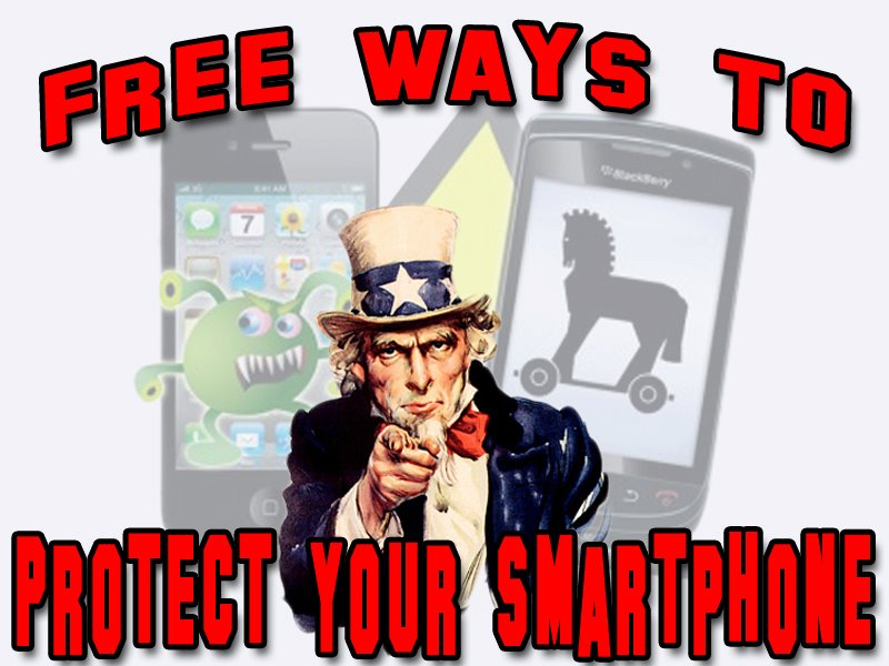 There many free ways you can protect your mobile phone from viruses and ...