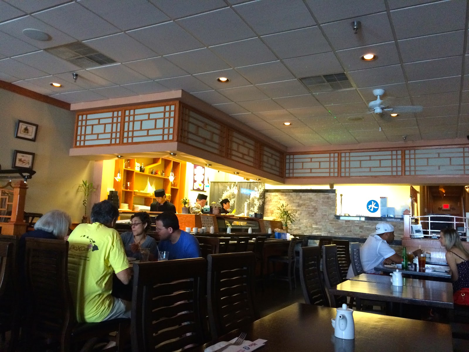 Blue Skies For Me Please Mizu Anese Cuisine Restaurant Review