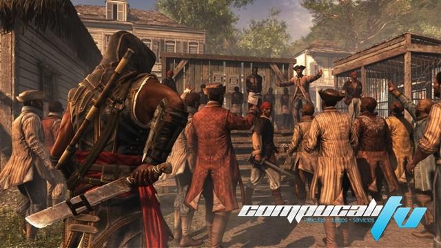 Assassin's Creed IV Grito de Liberta PC DLC Expansión Español