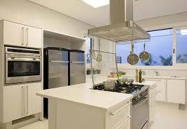 cozinha americana tipo ilha
