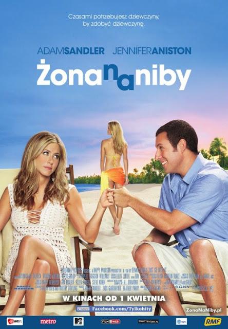 http://www.filmweb.pl/film/%C5%BBona+na+niby-2011-554812