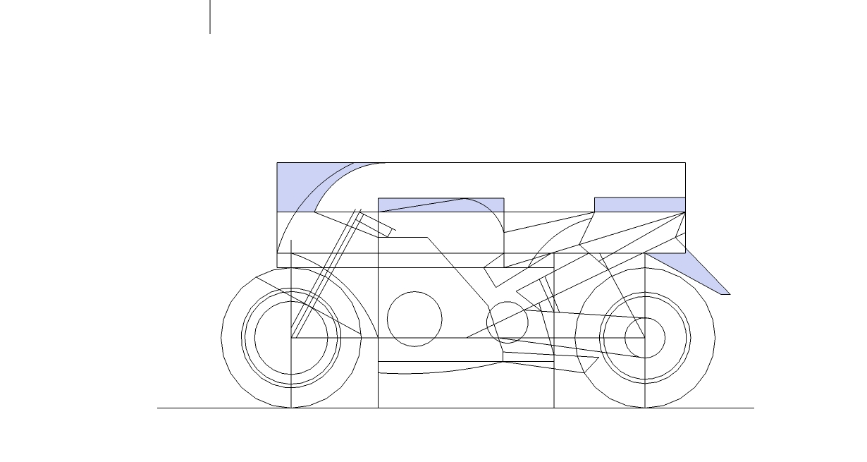 Kumpulan Gambar Sketsa Sepeda Motor Drag Terbaru Codot Modifikasi