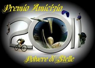 PREMIO AMICIZIA DA PAOLA