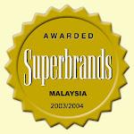 Produk yg mendapat anugerah SUPERBRANDS