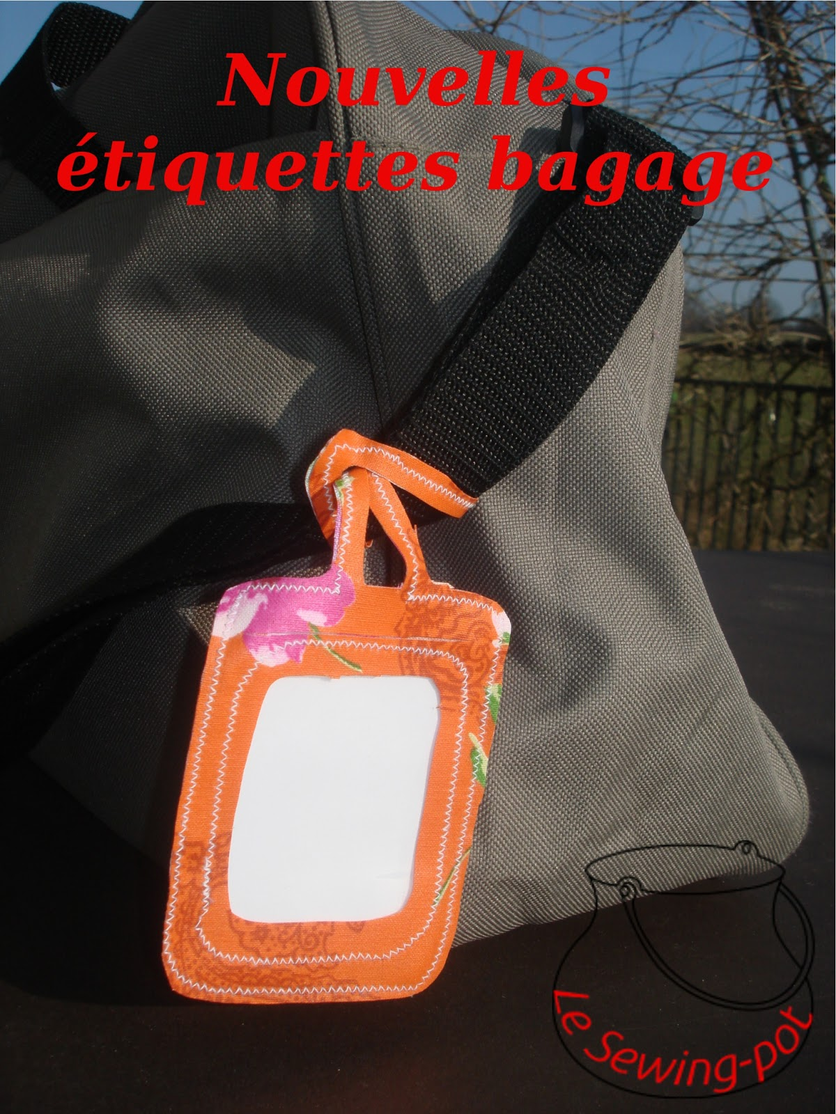 étiquette bagages label luggage