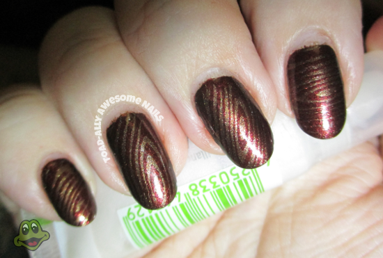 zoya.cheryl.stamped.with.klean.color.coffee.addict.vl019.wood.grain.2