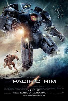 Pacific Rim Jaegers Poster