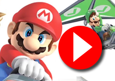 Mario Kart 7 Official Game Trailer - 3DS | Video game news and ...