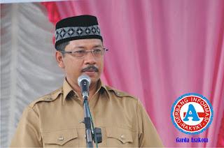 Qurais Kukuhkan Kelompok Sadar Wisata di Kelurahan Kolo