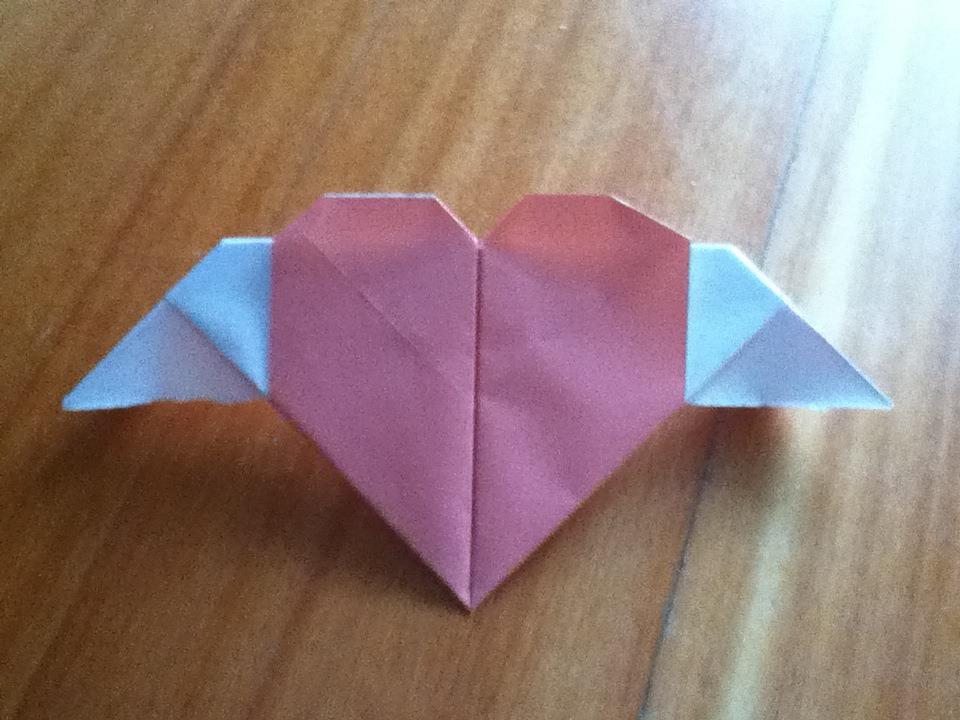Оригами на мартынова