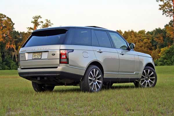 2014 Range Rover Autobiography - Driven