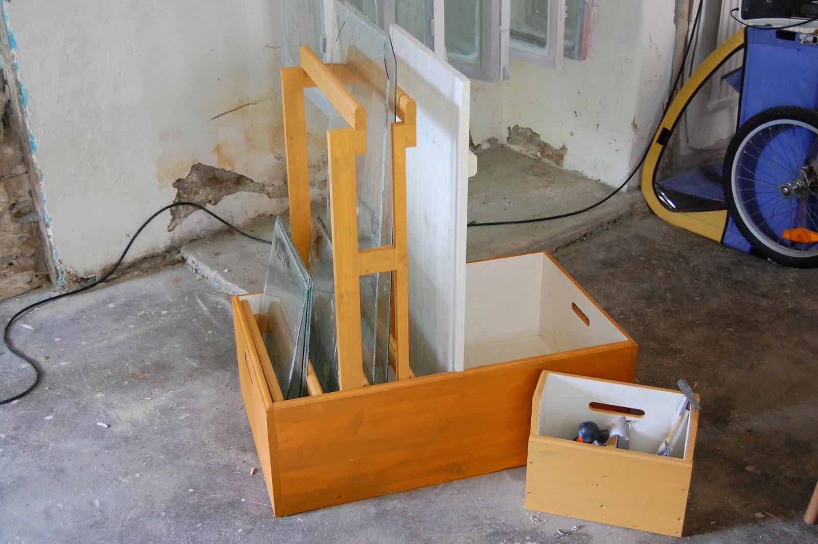 Sommarvägen 4, Öckerö: Renovera gamla fönster