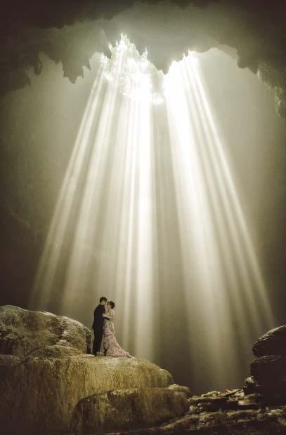 Foto Prewedding Unik Romantis Dan Keren 7