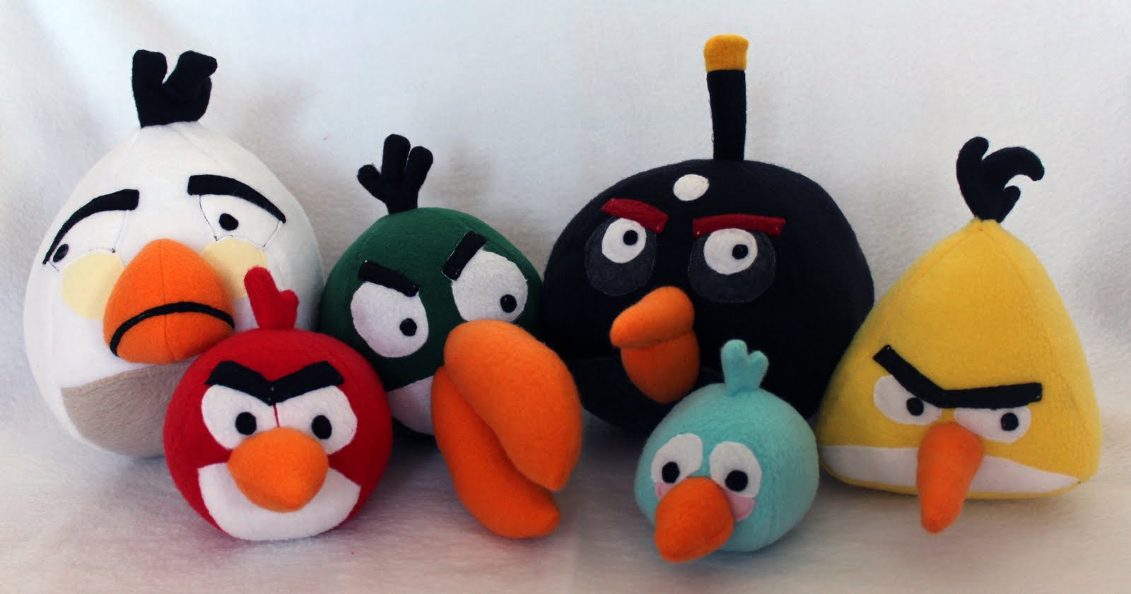 Crea Tus Propios Angry Birds