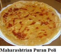 Maharashtrian Puran Poli