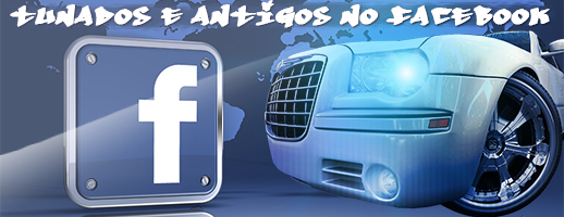 Tunados e Antigos no Facebook