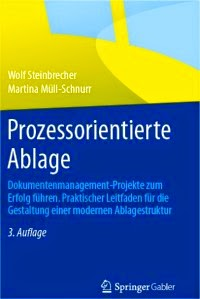 Cover Prozessorientierte Ablage