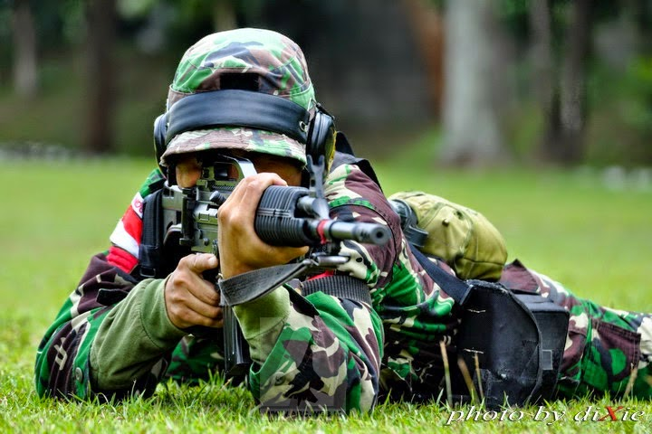 Senapan dan Pistol Pindad Banjir Pesanan Setelah Jadi Salahsatu Penentu Kemenangan TNI di AARM