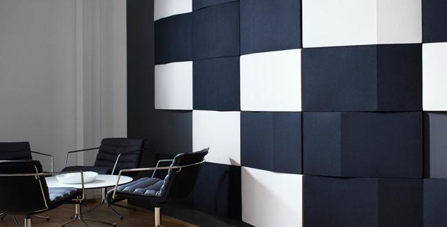 Marzua paneles de reducci n ac stica para la pared de - Insonorizacion de habitaciones ...