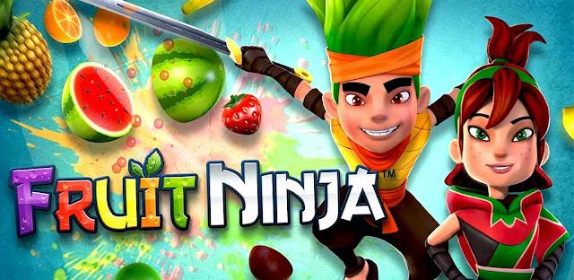 Fruit Ninja v2.3.0 APK MEGA MOD (UNLIMITED STARFRUIT)