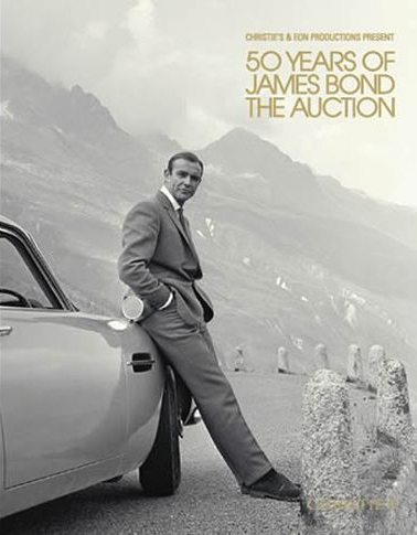 James Bond 50 Years of - The Christie's Auction