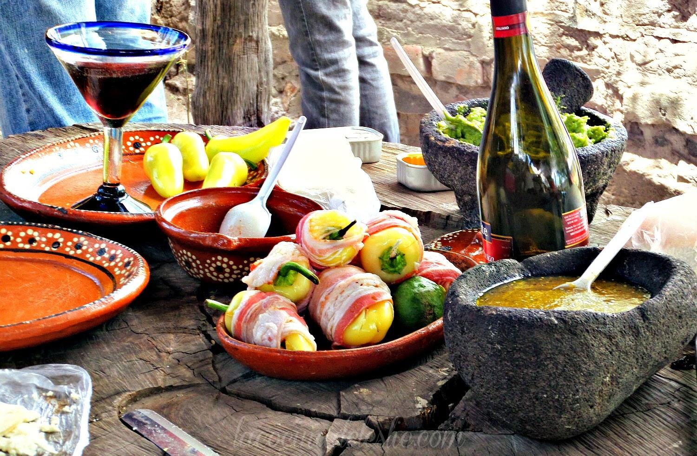 Comida para acampar - lacocinadeleslie.com