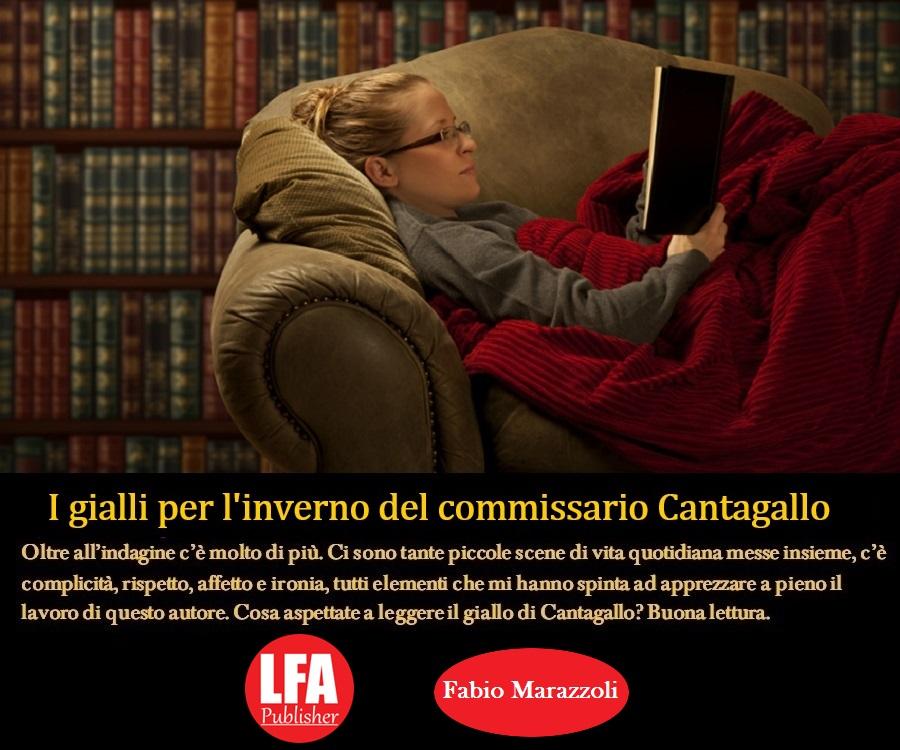 Il giallo edizione speciale del commissario Cantagallo