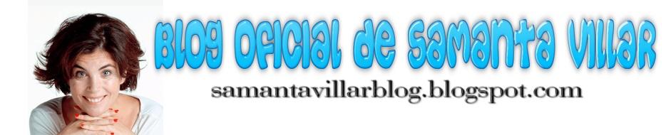 Blog Oficial Samanta Villar