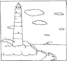 картинки раскраски про море