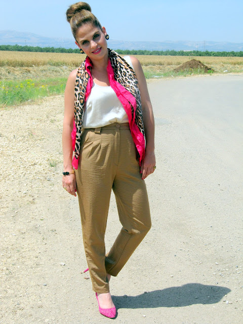 בלוג אופנה Vered'Style שאלה של גיל