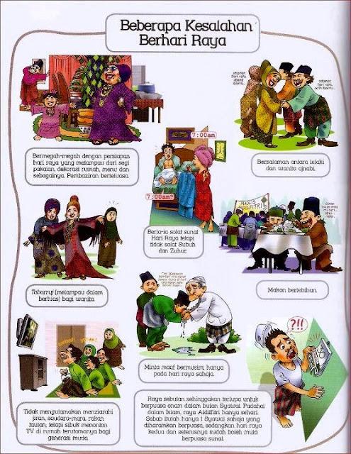 Panduan Menyambut Hari Raya Mengikut Sunnah