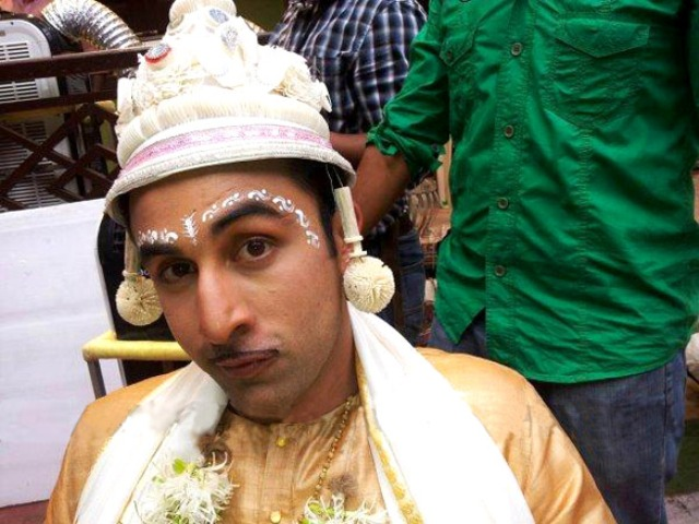 Ranbir Kapoor in Barfi Movie