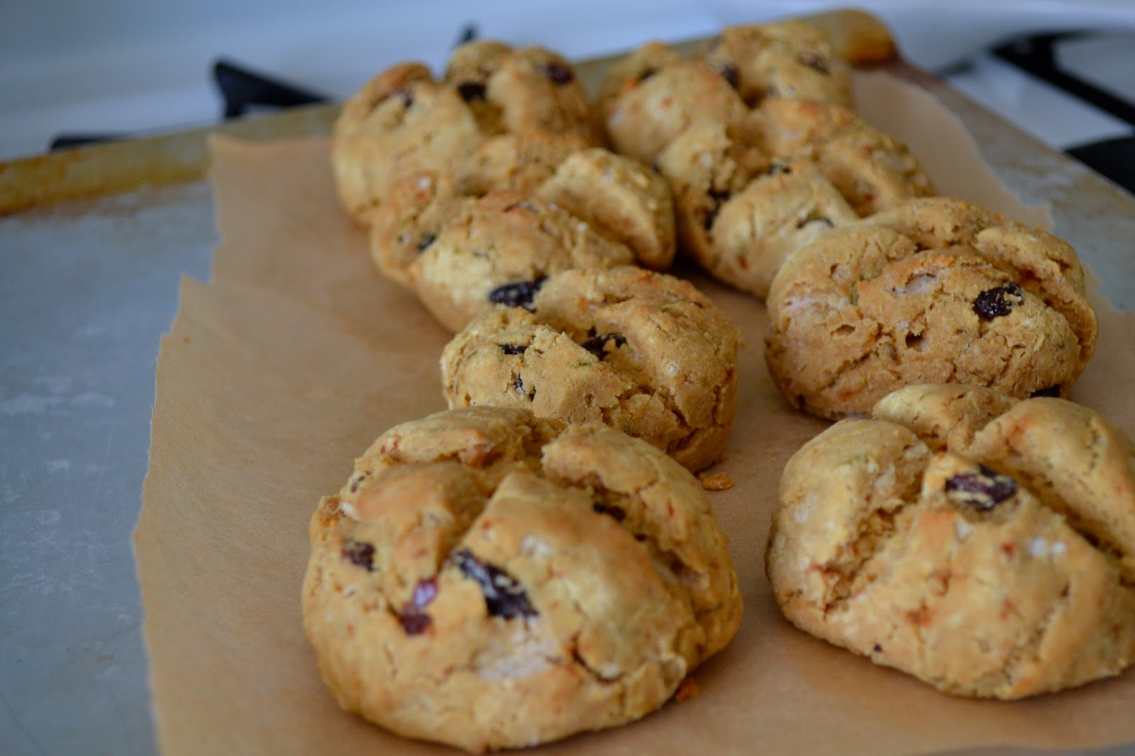 Veggie Fixation: Irish Soda Bread Biscuits
